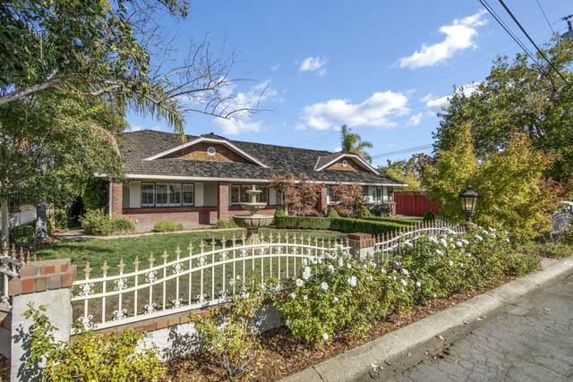 14509 Berry Way, San Jose, CA 95124 (#ML81817508) :: Strock Real Estate