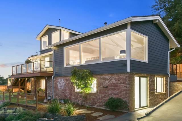 1529 Winding Way, Belmont, CA 94002 (#ML81817509) :: Intero Real Estate