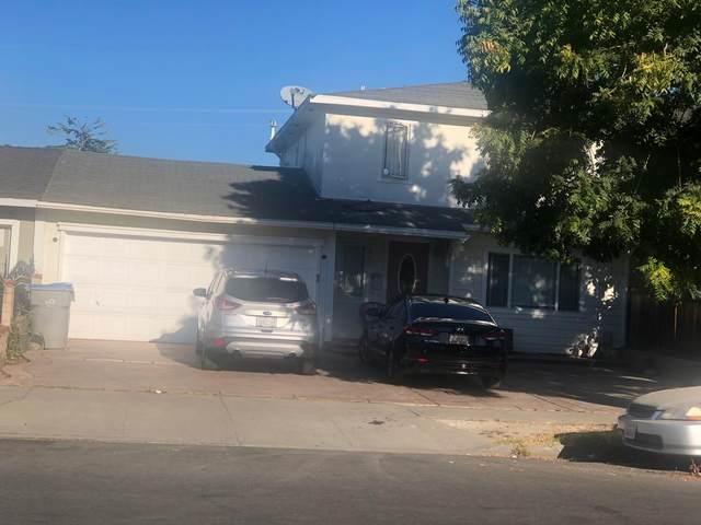 1683 Crucero Dr, San Jose, CA 95122 (#ML81817536) :: The Gilmartin Group