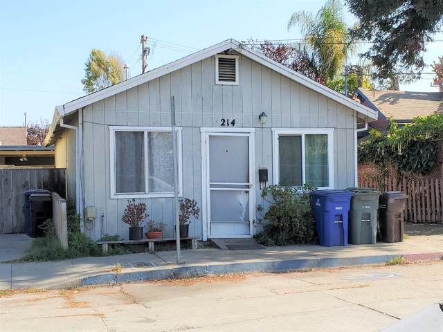 214 Uhden St, Santa Cruz, CA 95060 (#ML81817547) :: Schneider Estates