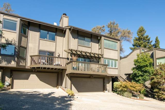 1 Bayview 3, Los Gatos, CA 95032 (#ML81817578) :: The Realty Society