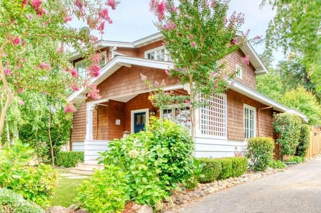 176 Villa Ave, Los Gatos, CA 95030 (#ML81817588) :: The Realty Society