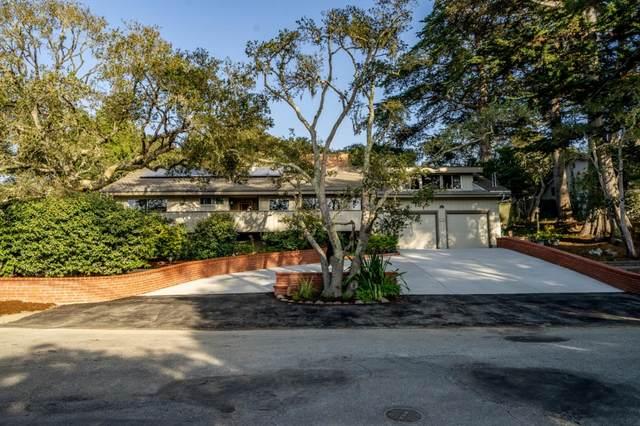 25365 Hatton Rd, Carmel, CA 93923 (#ML81817619) :: RE/MAX Gold