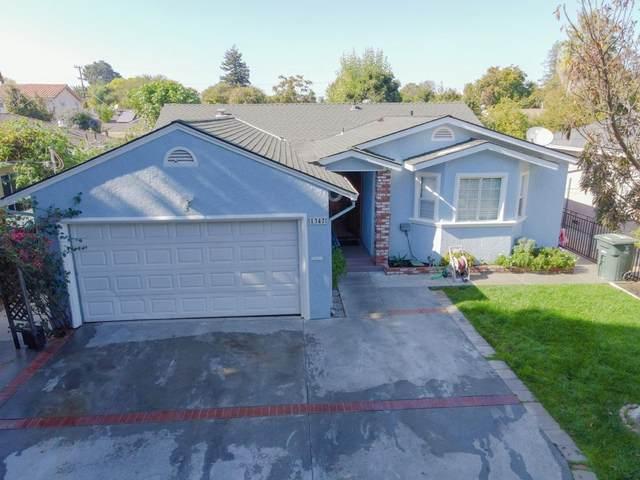 1347 Windermere Ave, Menlo Park, CA 94025 (#ML81817639) :: RE/MAX Gold