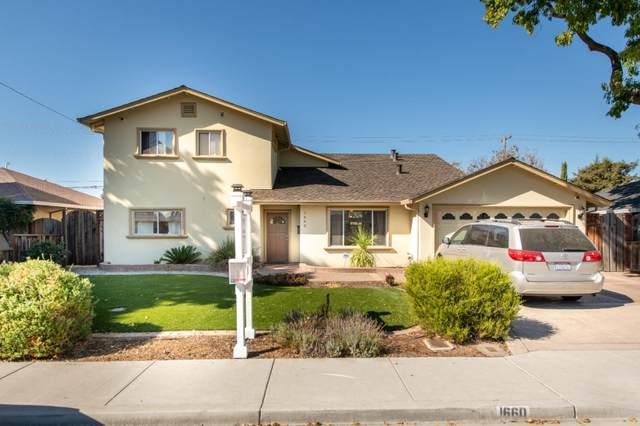 1660 Graham Ln, Santa Clara, CA 95050 (#ML81817688) :: The Kulda Real Estate Group