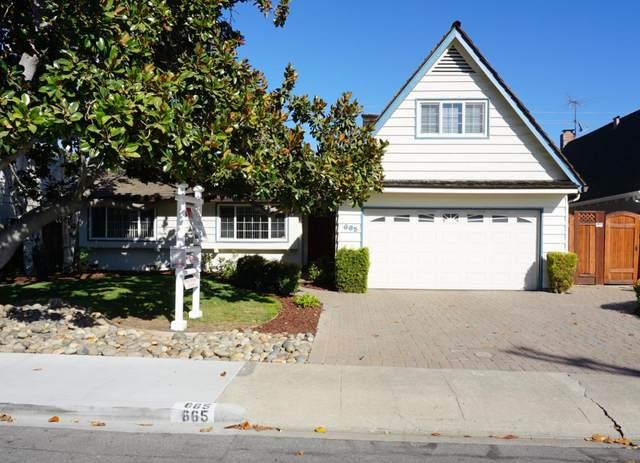 665 Fairlane Ave, Santa Clara, CA 95051 (#ML81817692) :: The Kulda Real Estate Group