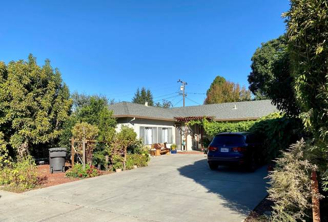 1673 Lee Dr, Mountain View, CA 94040 (#ML81817695) :: The Kulda Real Estate Group