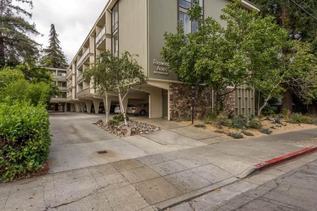 1614 Hudson St 301, Redwood City, CA 94061 (#ML81817779) :: Intero Real Estate