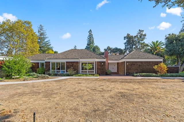 1201 Bryant St, Palo Alto, CA 94301 (#ML81817788) :: RE/MAX Gold