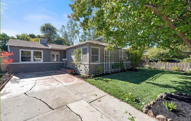 856 15th Ave, Menlo Park, CA 94025 (#ML81817810) :: The Kulda Real Estate Group