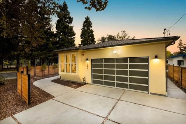 1261 Burgoyne St, Mountain View, CA 94043 (#ML81817825) :: Robert Balina   Synergize Realty