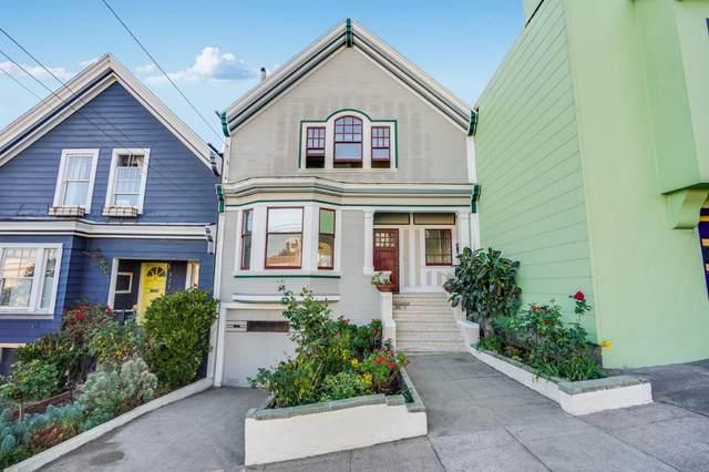 531 Rhode Island St, San Francisco, CA 94107 (#ML81817889) :: Alex Brant