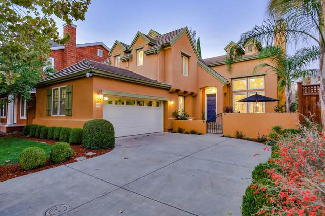 1520 Rosecrest Ter, San Jose, CA 95126 (#ML81817904) :: Schneider Estates
