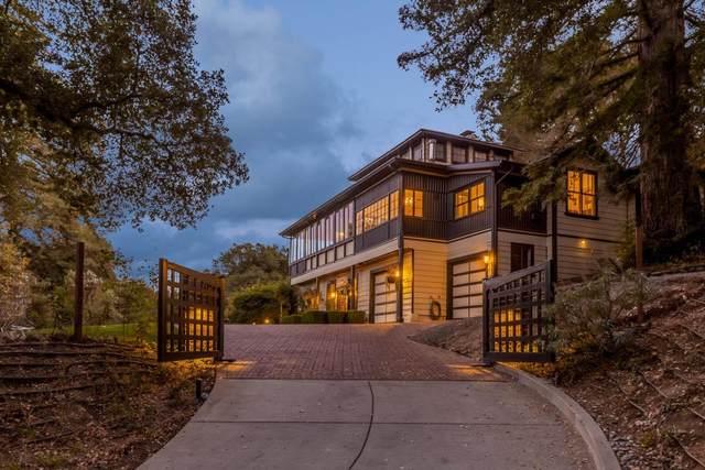 355 Old La Honda Rd, Woodside, CA 94062 (#ML81817935) :: The Kulda Real Estate Group