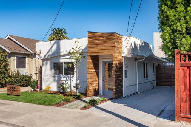 835 Cleveland St, Redwood City, CA 94061 (#ML81817964) :: The Realty Society