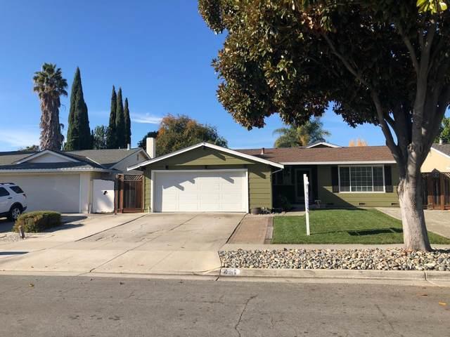 451 Santa Mesa Dr, San Jose, CA 95123 (#ML81817985) :: The Kulda Real Estate Group