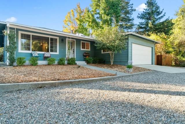 5783 Valley Dr, Felton, CA 95018 (#ML81818021) :: Schneider Estates