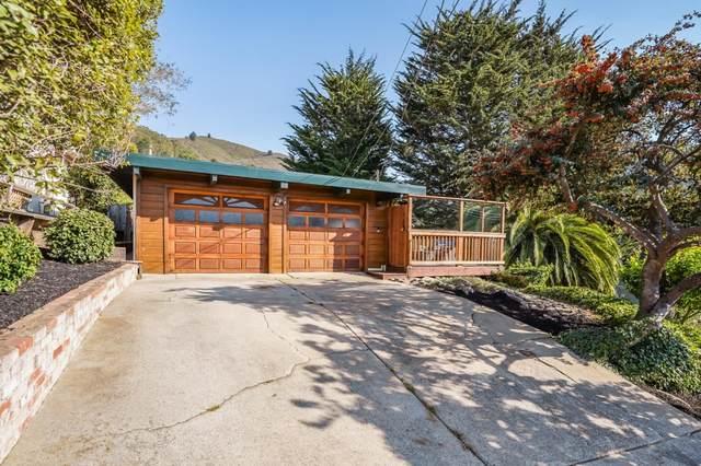 147 Hiawatha Ave, Pacifica, CA 94044 (#ML81818035) :: Alex Brant
