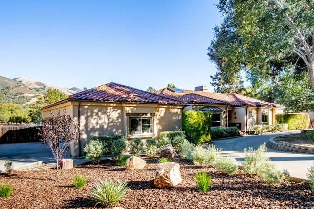 3 Paso Del Rio, Carmel Valley, CA 93924 (#ML81818049) :: The Kulda Real Estate Group