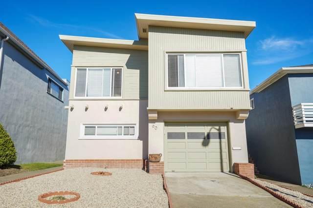 60 Westridge Ave, Daly City, CA 94015 (#ML81818064) :: The Goss Real Estate Group, Keller Williams Bay Area Estates