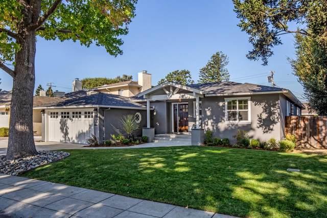 130 Louise Ln, San Mateo, CA 94403 (#ML81818100) :: Alex Brant
