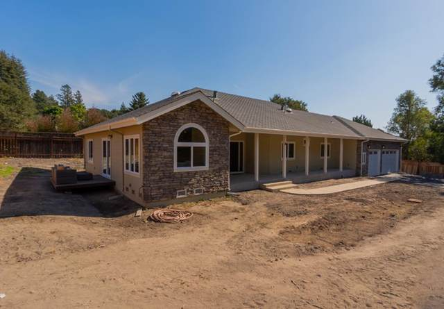 11 Nepenthe Dr, Santa Cruz, CA 95060 (#ML81818101) :: The Kulda Real Estate Group