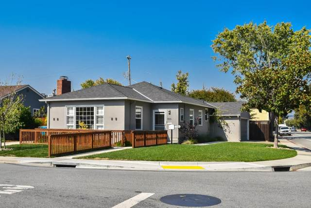 1100 Rosedale Ave, Burlingame, CA 94010 (#ML81818122) :: Robert Balina | Synergize Realty