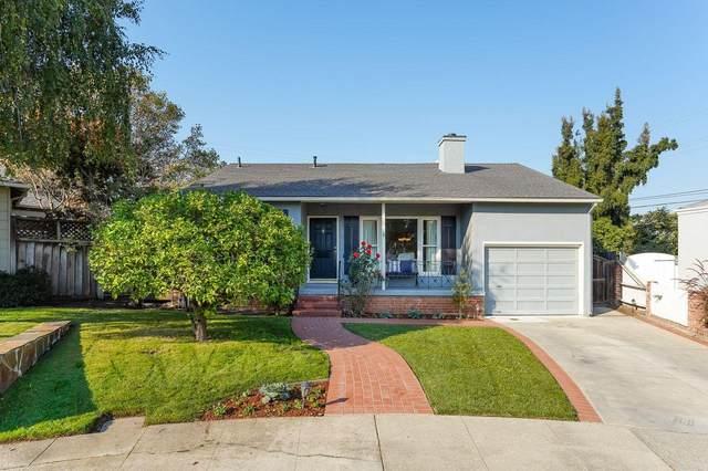 3514 Winway Cir, San Mateo, CA 94403 (#ML81818143) :: The Realty Society