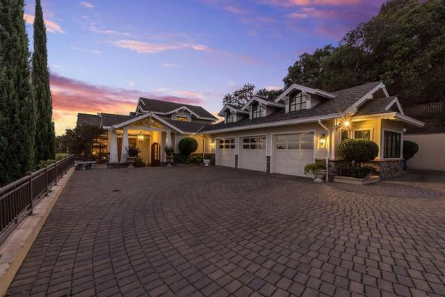 23270 Mora Heights Way, Los Altos Hills, CA 94024 (#ML81818165) :: Olga Golovko