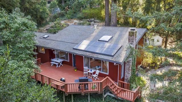1115 Forest Way, Brookdale, CA 95007 (#ML81818217) :: The Goss Real Estate Group, Keller Williams Bay Area Estates