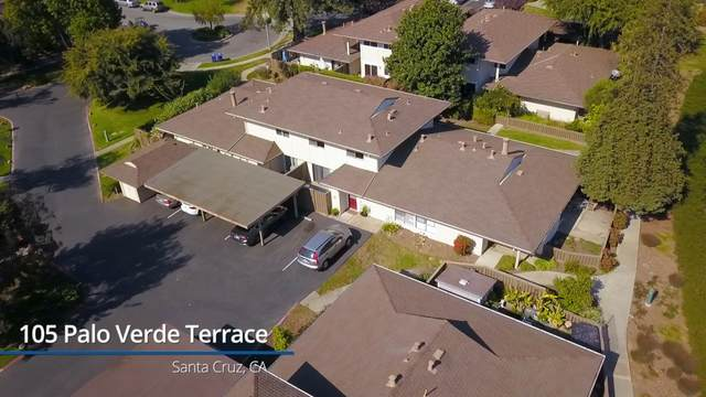 105 Palo Verde Ter, Santa Cruz, CA 95060 (#ML81818237) :: The Goss Real Estate Group, Keller Williams Bay Area Estates