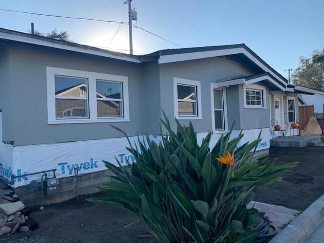 121 Hugus Ave, Santa Cruz, CA 95062 (#ML81818307) :: Real Estate Experts