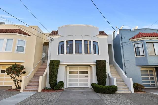 1371 40th Ave, San Francisco, CA 94122 (#ML81818316) :: The Gilmartin Group