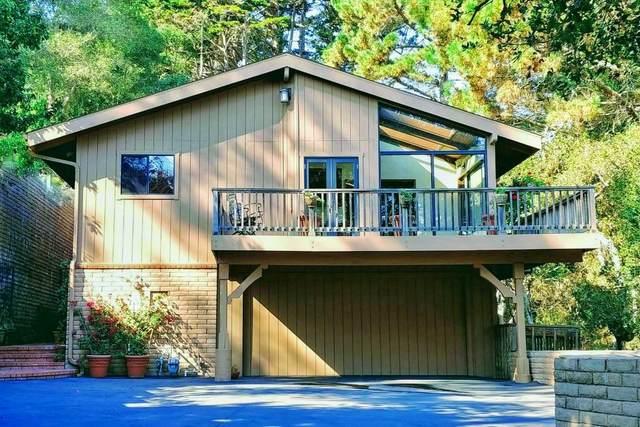 307 Mar Vista Dr A, Monterey, CA 93940 (#ML81818317) :: The Realty Society