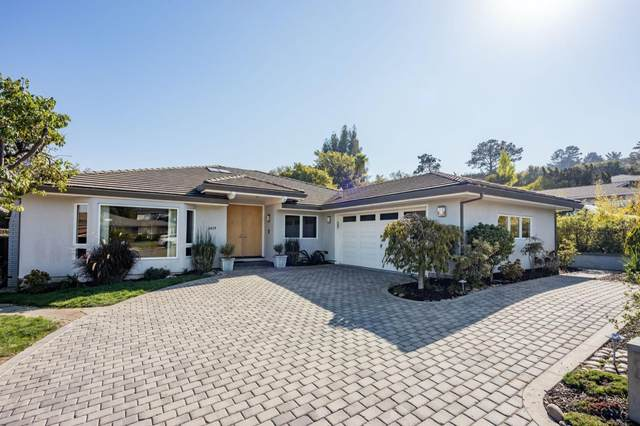 2629 Trousdale Dr, Burlingame, CA 94010 (#ML81818325) :: The Gilmartin Group