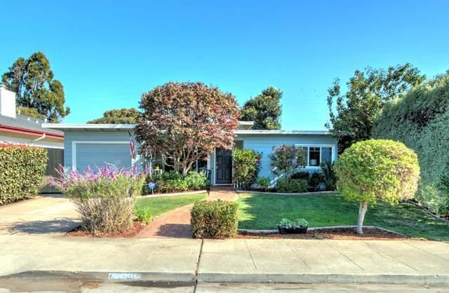 733 Howe St, San Mateo, CA 94401 (#ML81818343) :: The Gilmartin Group