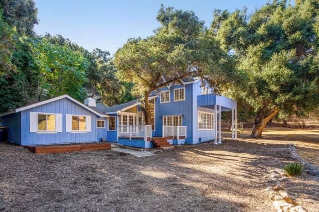 20 A El Cuenco, Carmel Valley, CA 93924 (#ML81818400) :: Intero Real Estate