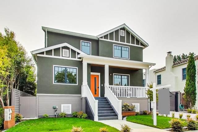 949 Laguna Ave, Burlingame, CA 94010 (#ML81818534) :: The Sean Cooper Real Estate Group