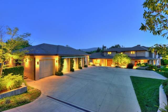 26140 Rancho Manuella Ln, Los Altos Hills, CA 94022 (#ML81818627) :: Olga Golovko