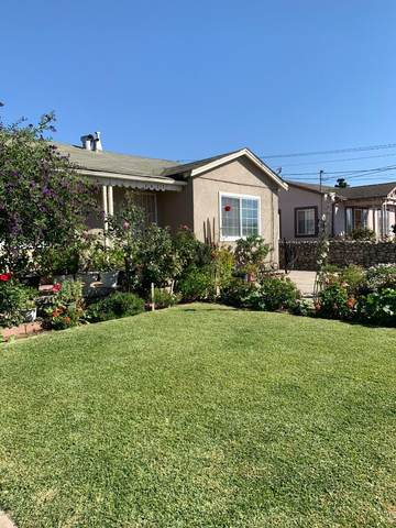 1427 Wiren St, Salinas, CA 93905 (#ML81818694) :: Intero Real Estate