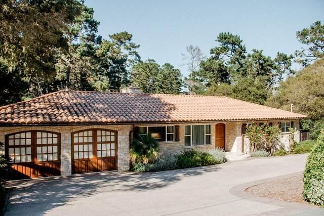 242 Mar Vista Dr, Monterey, CA 93940 (#ML81818724) :: Olga Golovko