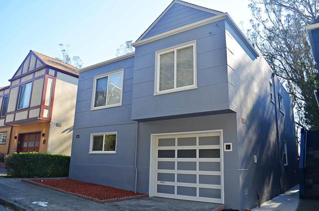 761 Panorama Dr, San Francisco, CA 94131 (#ML81818742) :: The Kulda Real Estate Group