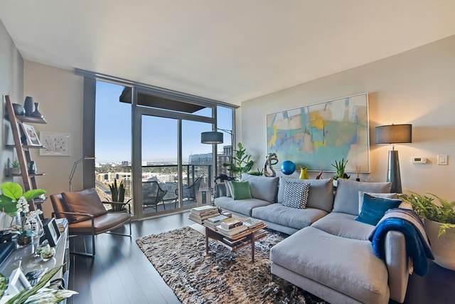 38 N Almaden Blvd 1915, San Jose, CA 95110 (#ML81818762) :: Real Estate Experts