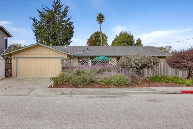 595 Risso Ct, Santa Cruz, CA 95062 (#ML81818825) :: The Realty Society