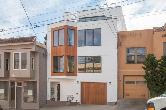 489 30th St, San Francisco, CA 94131 (#ML81818839) :: Intero Real Estate