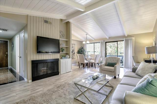14349 Saratoga Ave C, Saratoga, CA 95070 (#ML81818896) :: The Kulda Real Estate Group