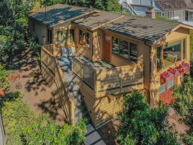 0 Santa Lucia 2Ne Of Casanova Street Ave, Carmel, CA 93921 (#ML81818908) :: The Kulda Real Estate Group