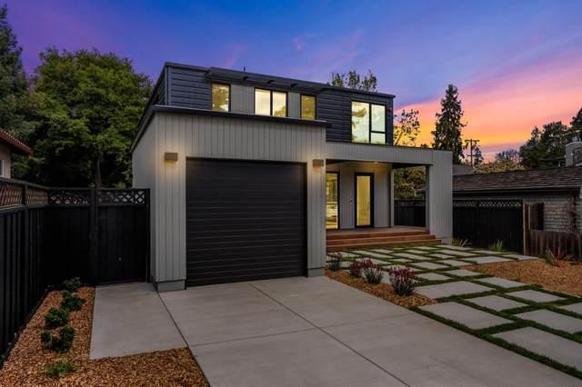 119 Baywood Ave, Menlo Park, CA 94025 (#ML81818932) :: Paymon Real Estate Group