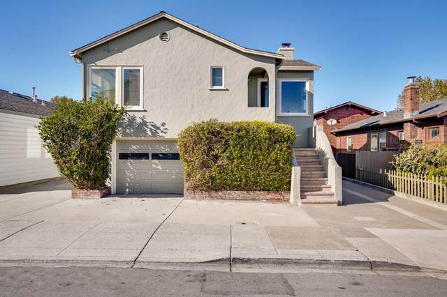 736 Jenevein Ave, San Bruno, CA 94066 (#ML81818977) :: Robert Balina | Synergize Realty