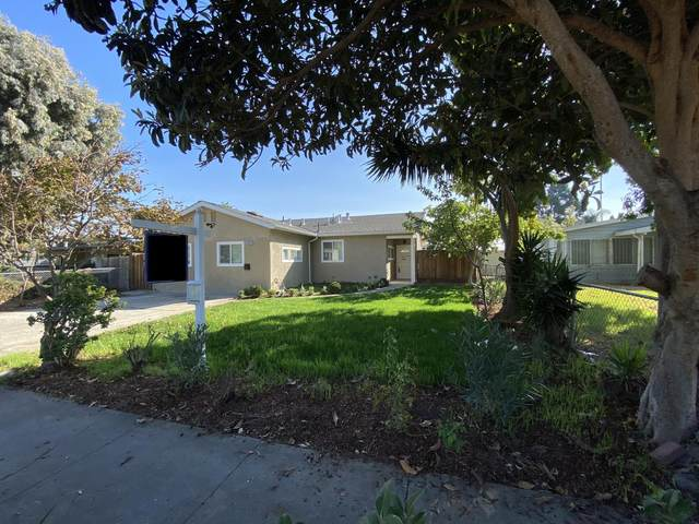 2878 Fordham St, East Palo Alto, CA 94303 (#ML81819021) :: The Kulda Real Estate Group